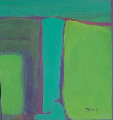 2867「緑地帯」岩立徳治