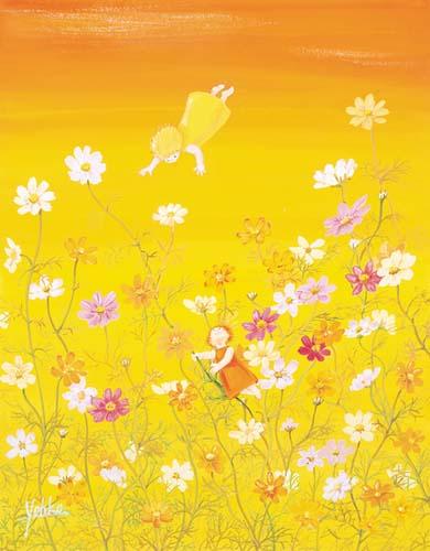 04101:「風にゆれて」大志田洋子
